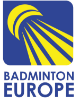 Badminton Europe logo